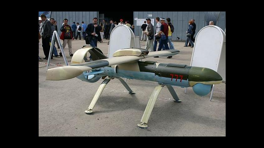 Russian military drone