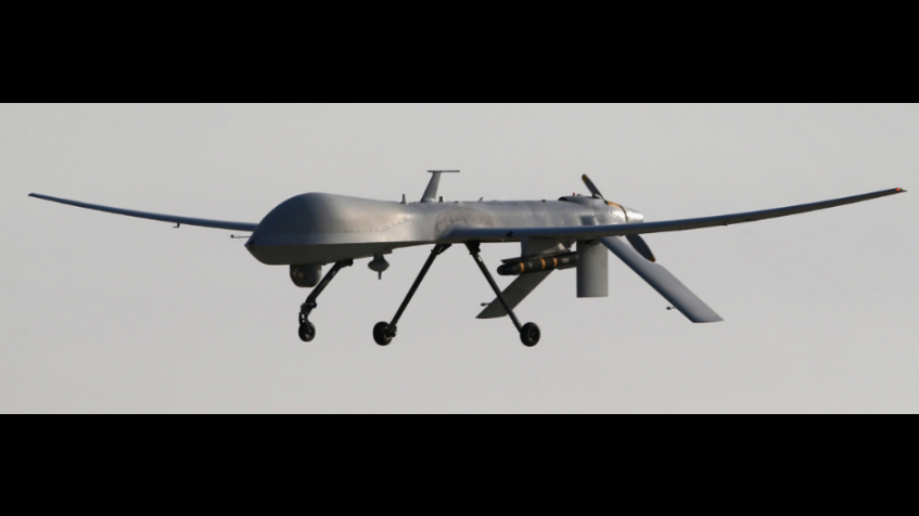 The US use of military drones is increasing in Africa
